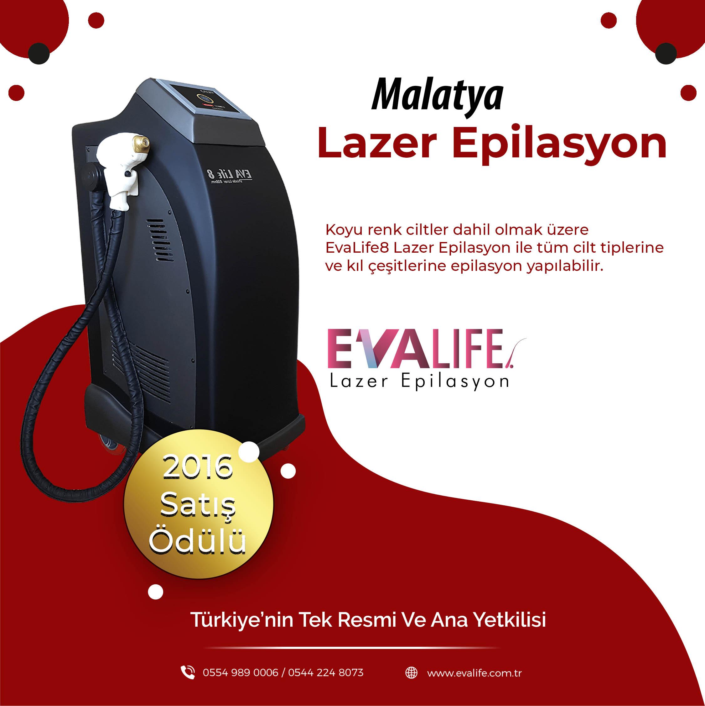 Malatya Lazer Epilasyon